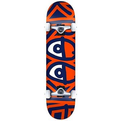 Krooked Bigger Eyes 8.0 Skateboard Complete