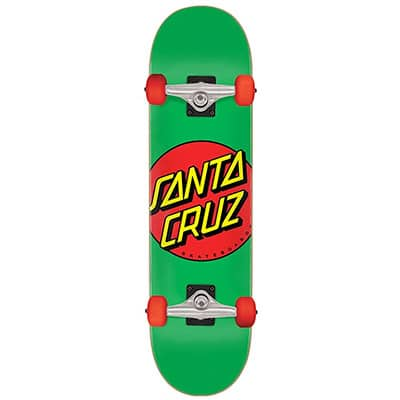 Santa Cruz Classic Dot Mid 7.8 Skateboard Complete