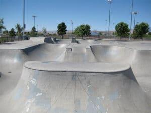 desert breeze skate park