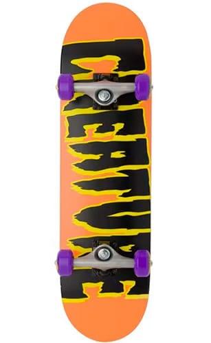 Creature Logo Micro Skateboard Complete