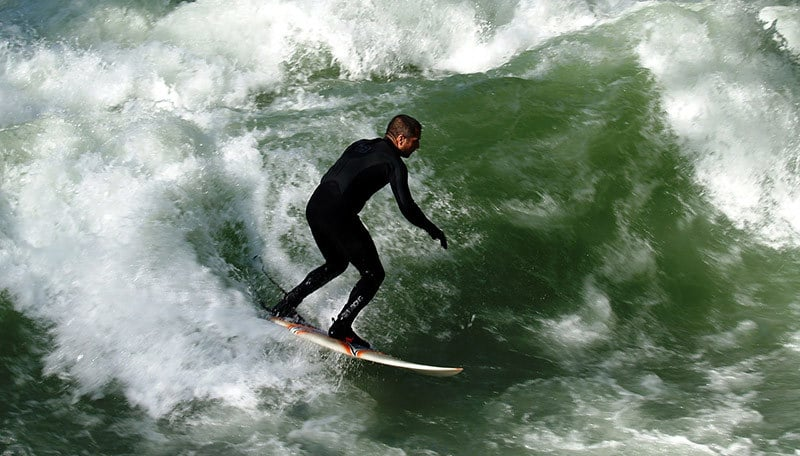 cold water surf