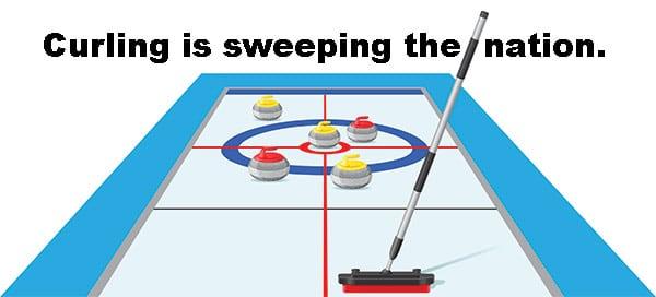 curling pun